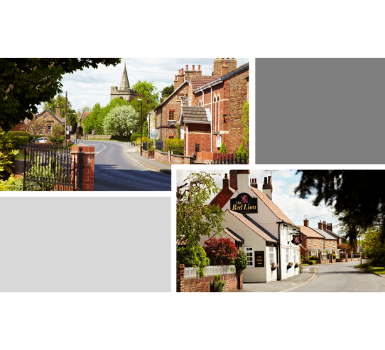 Pictures of Rufforth and Knapton