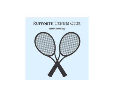 Rufforth Tennis Club Logo